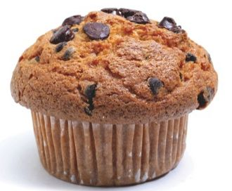 Chocolate Chip Jumbo Muffin